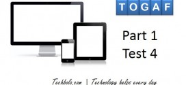 TOGAF 9 Foundation Exam Questions Test 4