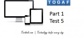 TOGAF Part 1 Test 5